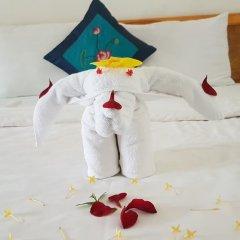 Отель Hong Bin Bungalow 3* Бунгало с различными типами кроватей фото 20