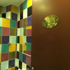 Отель Hôtel Monte Carlo 2* Стандартный номер с различными типами кроватей (общая ванная комната) фото 15