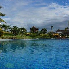 SSS Manhao Hotel Вити-Леву приотельная территория