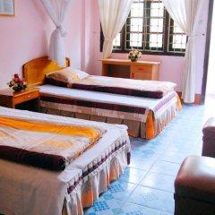 Отель Binh Minh 2 Sapa Hotel Вьетнам, Шапа - отзывы, цены и фото номеров - забронировать отель Binh Minh 2 Sapa Hotel онлайн комната для гостей фото 3