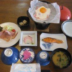 Отель Tokiwa Ryokan Никко питание