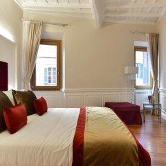 Отель Babuino Улучшенные апартаменты с различными типами кроватей фото 16