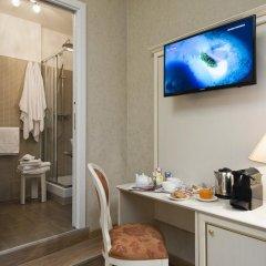 Отель Relais Bocca di Leone 3* Стандартный номер с различными типами кроватей фото 18