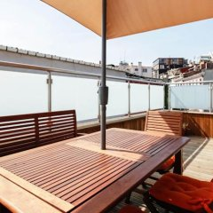 Отель Royem Suites балкон фото 2