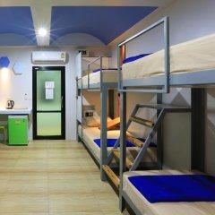 Good Dream Hotel 2* Кровать в общем номере с двухъярусной кроватью фото 4