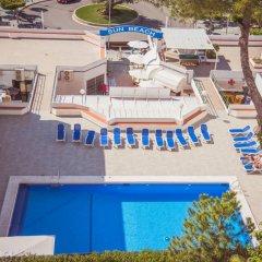 Отель Sun Beach - Только для взрослых бассейн фото 3