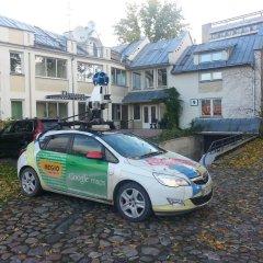 Отель Guest House Drusva Литва, Друскининкай - 1 отзыв об отеле, цены и фото номеров - забронировать отель Guest House Drusva онлайн парковка