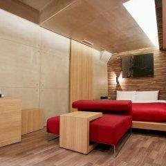 Tria Hotel 3* Стандартный номер с различными типами кроватей фото 5