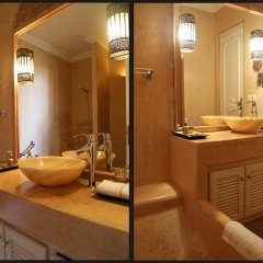 Отель La Maison de Tanger Марокко, Танжер - отзывы, цены и фото номеров - забронировать отель La Maison de Tanger онлайн ванная