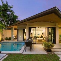 Отель Dewa Phuket Nai Yang Beach 5* Номер Делюкс двуспальная кровать фото 4