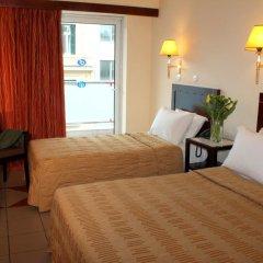 Pythagorion Hotel 3* Стандартный номер с разными типами кроватей фото 2