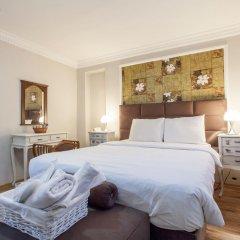 Dora Hotel 3* Люкс с различными типами кроватей фото 10