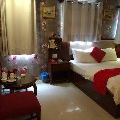 Imperial Saigon Hotel 2* Номер Делюкс с двуспальной кроватью фото 2