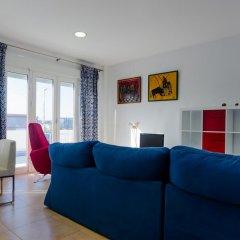 Отель Villa Almadraba Испания, Кониль-де-ла-Фронтера - отзывы, цены и фото номеров - забронировать отель Villa Almadraba онлайн комната для гостей фото 5