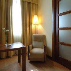 Отель Vincci Ciudad de Salamanca 4* Стандартный номер с различными типами кроватей фото 6