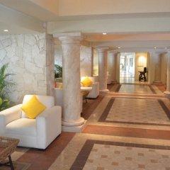 Отель Grand Park Royal Luxury Resort Cancun Caribe интерьер отеля