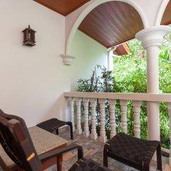 Отель Tropica Bungalow Resort 3* Семейный номер Делюкс с двуспальной кроватью фото 11