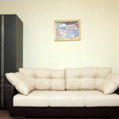 Гостиница ApartLux Наметкина Suite комната для гостей фото 4