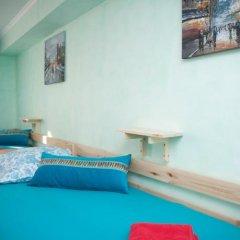Europa Hostel комната для гостей фото 5