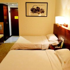 Pazhou Hotel 3* Номер Бизнес с различными типами кроватей фото 10