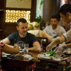 Отель Oriental Suites Ханой питание фото 2