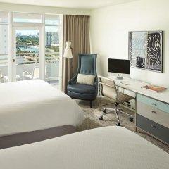 Отель Fontainebleau Miami Beach удобства в номере фото 2