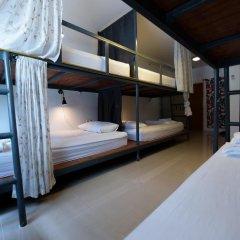 Varinda Hostel Стандартный номер разные типы кроватей фото 4