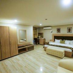 Отель Visa Karena Hotels 3* Президентский люкс с различными типами кроватей