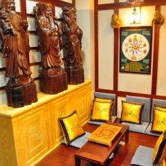 Tea Hotel Hanoi Номер Делюкс с различными типами кроватей фото 13