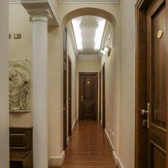 Отель 4 Coronati Рим интерьер отеля