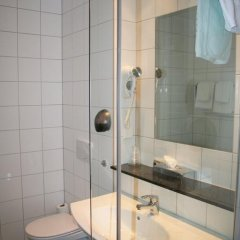 Thon Hotel Baronen 3* Стандартный номер с двуспальной кроватью фото 12