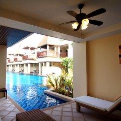 Отель Crown Lanta Resort & Spa 5* Стандартный номер