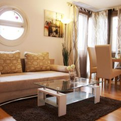 Отель CheckVienna - Apartmenthaus Hietzing Апартаменты с различными типами кроватей фото 8