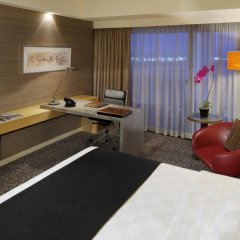 Отель PARKROYAL COLLECTION Marina Bay 5* Стандартный номер фото 8