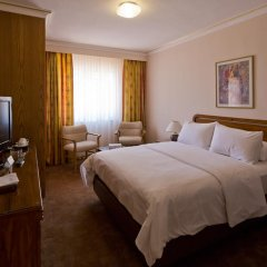 Отель Amman International 4* Люкс с различными типами кроватей