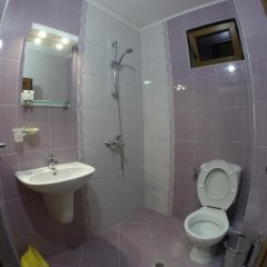 Отель Guesthouse Zhekovi Болгария, Аврен - отзывы, цены и фото номеров - забронировать отель Guesthouse Zhekovi онлайн ванная