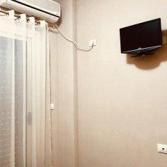 Hotel Relax Dhermi 4* Стандартный номер с двуспальной кроватью фото 5