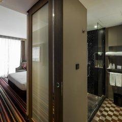 Отель The Continent Bangkok by Compass Hospitality 4* Номер Делюкс с различными типами кроватей фото 10