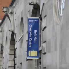 Отель Beit Hall (Campus Accommodation) Великобритания, Лондон - отзывы, цены и фото номеров - забронировать отель Beit Hall (Campus Accommodation) онлайн фитнесс-зал фото 2