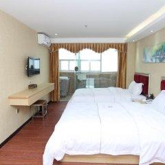 Отель Fangjie Yindu Inn 3* Стандартный номер с 2 отдельными кроватями фото 5