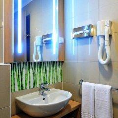 Hotel Rebro 3* Стандартный номер с различными типами кроватей фото 9
