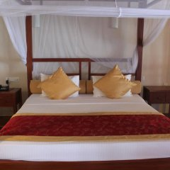 Отель Warahena Beach Hotel Шри-Ланка, Бентота - отзывы, цены и фото номеров - забронировать отель Warahena Beach Hotel онлайн комната для гостей фото 5