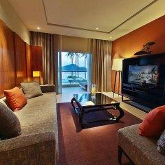 Отель Crowne Plaza Phuket Panwa Beach 5* Семейный люкс с двуспальной кроватью фото 2