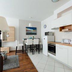 Апартаменты Sun Resort Apartments Улучшенные апартаменты с 2 отдельными кроватями фото 18