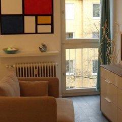 Апартаменты Business meets Düsseldorf Apartments Дюссельдорф интерьер отеля фото 3