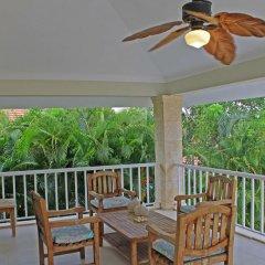 Отель Villa Favorita Доминикана, Пунта Кана - отзывы, цены и фото номеров - забронировать отель Villa Favorita онлайн балкон