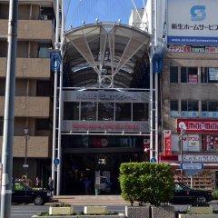 Kobe Sannomiya Tokyu REI Hotel Кобе городской автобус