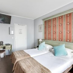Отель Hôtel de Bellevue Paris Gare du Nord 3* Номер Комфорт с различными типами кроватей фото 2