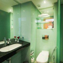 Отель Ramada Encore Tangier Марокко, Танжер - 1 отзыв об отеле, цены и фото номеров - забронировать отель Ramada Encore Tangier онлайн ванная