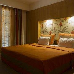 Отель Apartamentos Turisticos Atlantida Улучшенные апартаменты разные типы кроватей фото 9